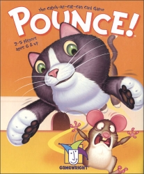 Pounce! Card Game