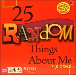 25 Random Things About Me