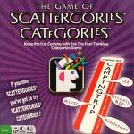 Scattergories Categories